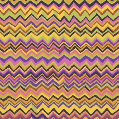 Zig Zag - Gold - Brandon Mably