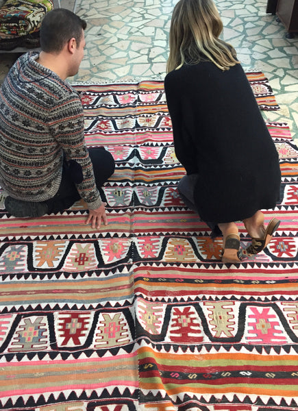 milicent and selami rug factory