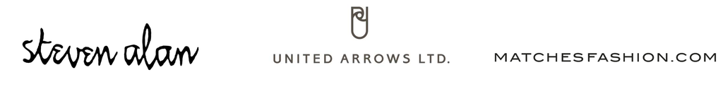 steven allen, united arrows, matches fashion