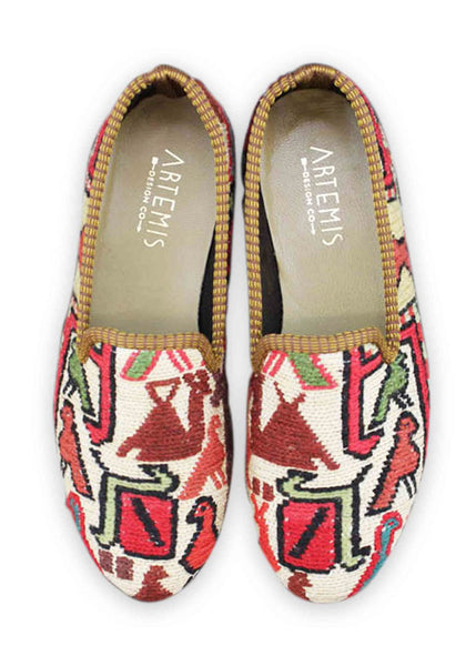 Kilim Smoking Shoes
