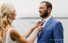 Load image into Gallery viewer, kilim-bolo-tie-bride-groom
