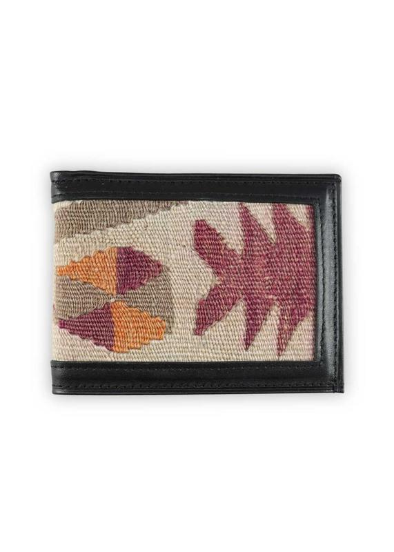 Load image into Gallery viewer, Accessories - Bifold Kilim Wallet