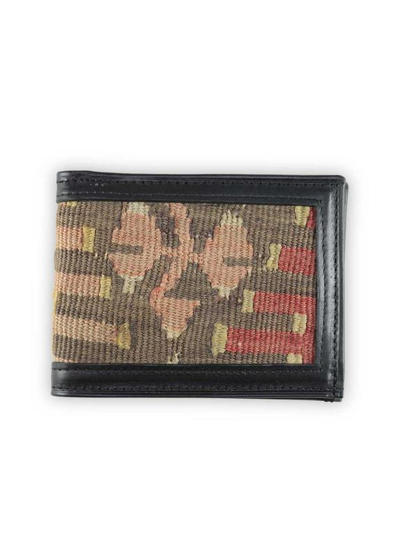 Accessories - Bifold Kilim Wallet