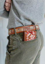 Load image into Gallery viewer, Accessories - Bifold Sumak Kilim Wallet