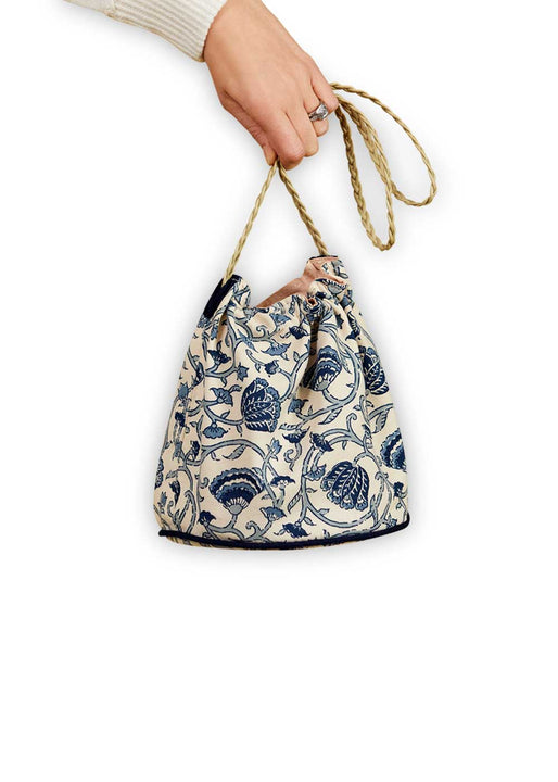 Accessories - Jaipur Drawstring Pouch