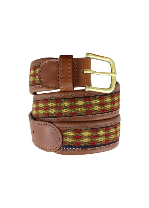 Accessories - Kilim Belt - Size 32