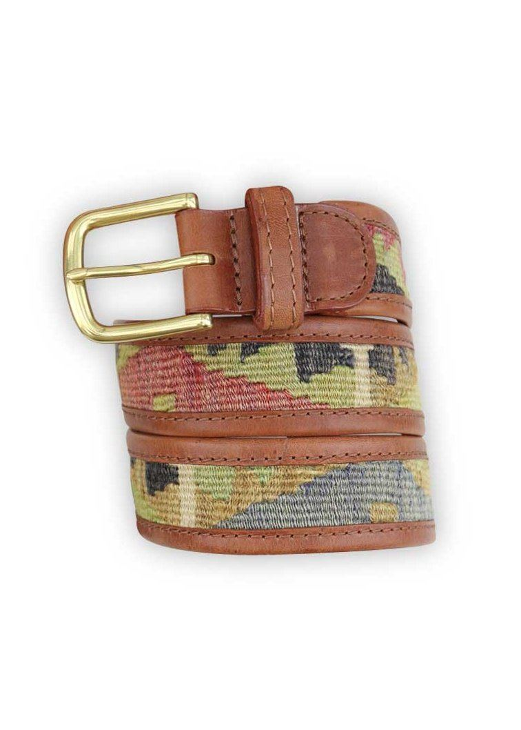 Load image into Gallery viewer, Accessories - Kilim Belt - Size 36