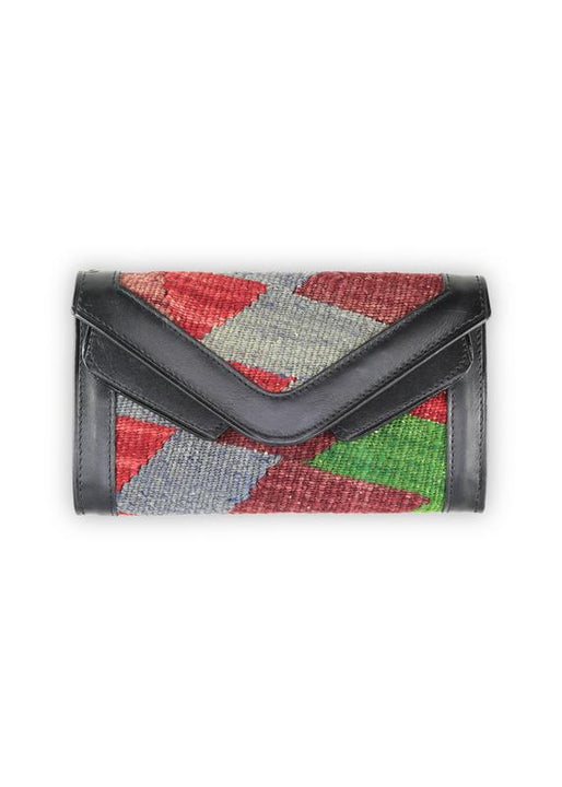 Accessories - Kilim Wallet & Crossbody