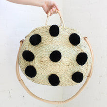 Load image into Gallery viewer, Accessories - Pom Pom Marché Bag