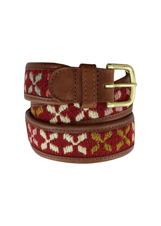 Accessories - Sumak Kilim Belt - Size 36