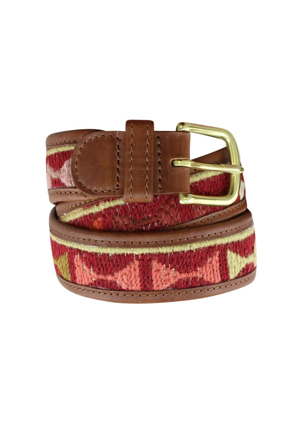 Accessories - Sumak Kilim Belt - Size 38
