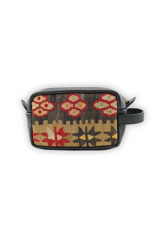 Load image into Gallery viewer, Accessories - Sumak Kilim Dopp Kit
