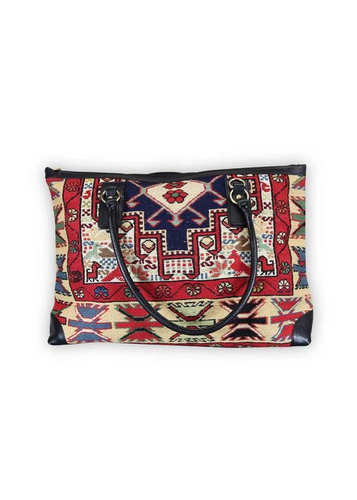 Accessories - Sumak Kilim Weekender Bag