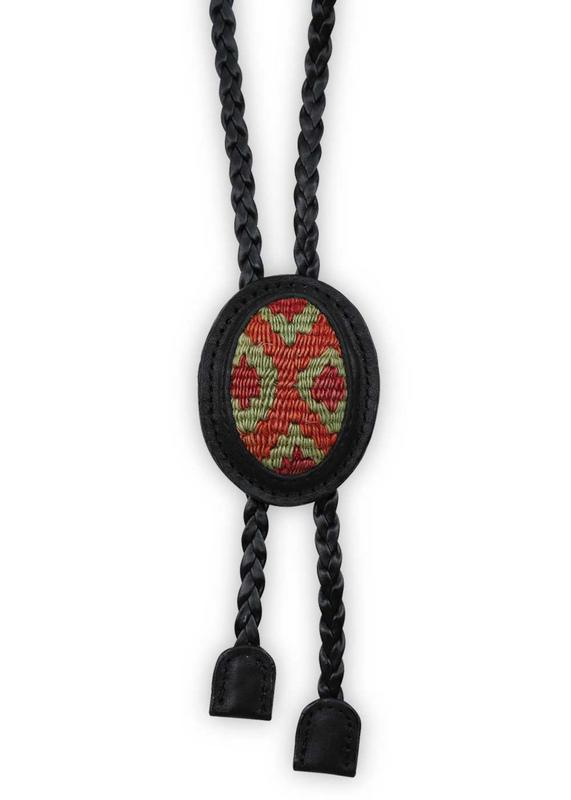 Load image into Gallery viewer, Accessories - The Miller Kilim Bolo Tie
