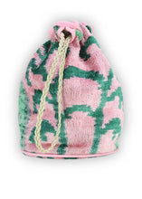 Load image into Gallery viewer, Accessories - Velvet Drawstring Pouch - Brigitte