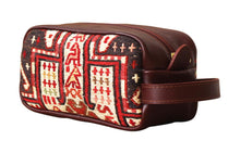 Load image into Gallery viewer, Archived Acc - Dopp Kit- Sumak Carpet
