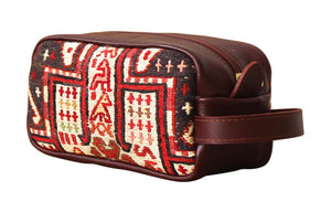 Archived Acc - Dopp Kit- Sumak Carpet