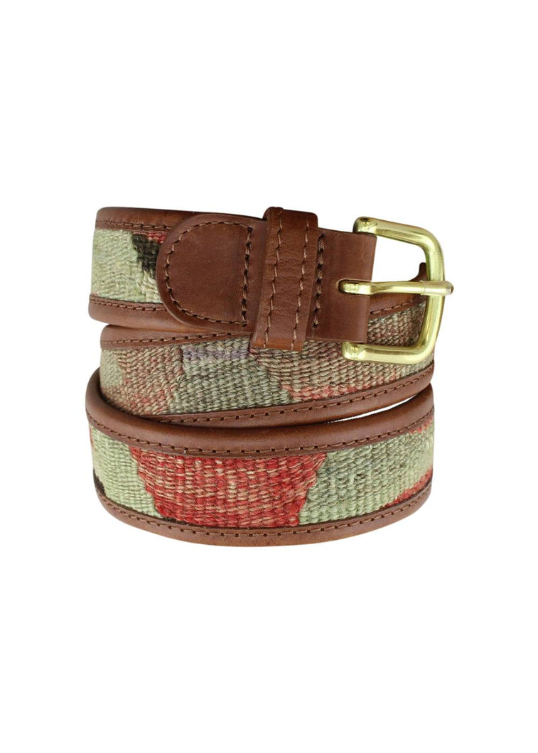 Load image into Gallery viewer, Archived Acc - Kilim Belt - Size 38