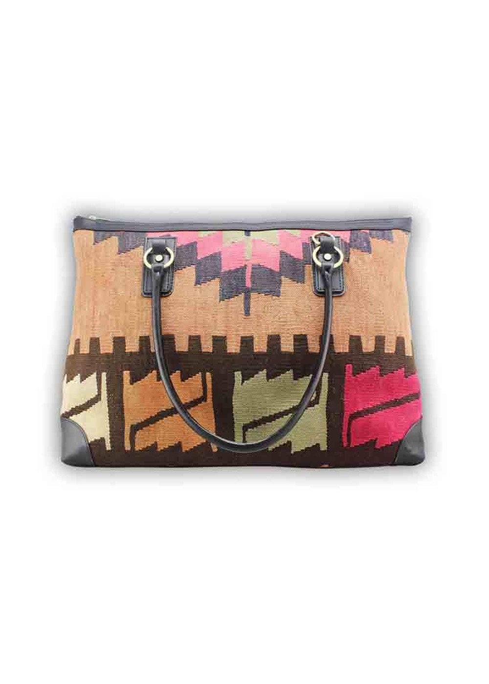Archived Acc - Kilim Weekender Bag