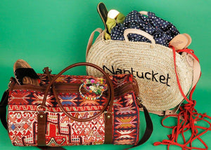 Archived Acc - Nantucket Marché Bag