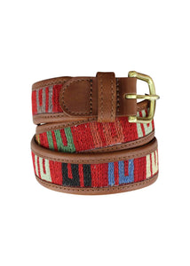 Archived Acc - Sumak Kilim Belt - Size 38