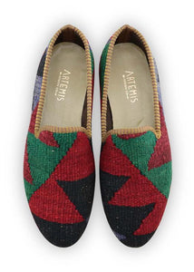 Archived Men's - Men's Kilim Loafers - Size 47