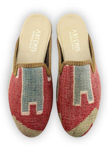 Load image into Gallery viewer, Archived Men's - Men's Kilim Slippers - Size 40