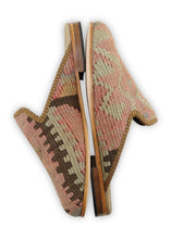 Load image into Gallery viewer, Archived Men's - Men's Kilim Slippers - Size 41