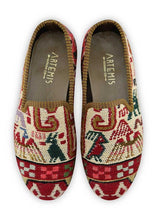 Load image into Gallery viewer, Archived Men's - Men's Sumak Kilim Loafers - Size 39