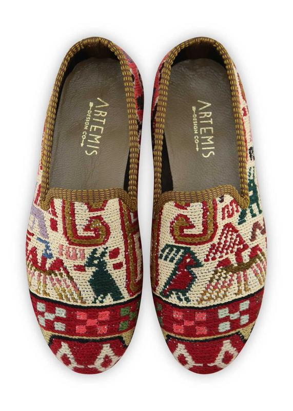 Archived Men's - Men's Sumak Kilim Loafers - Size 39