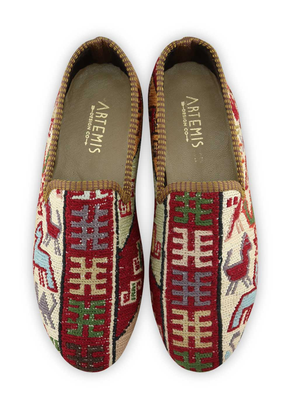 Archived Men's - Men's Sumak Kilim Loafers - Size 43