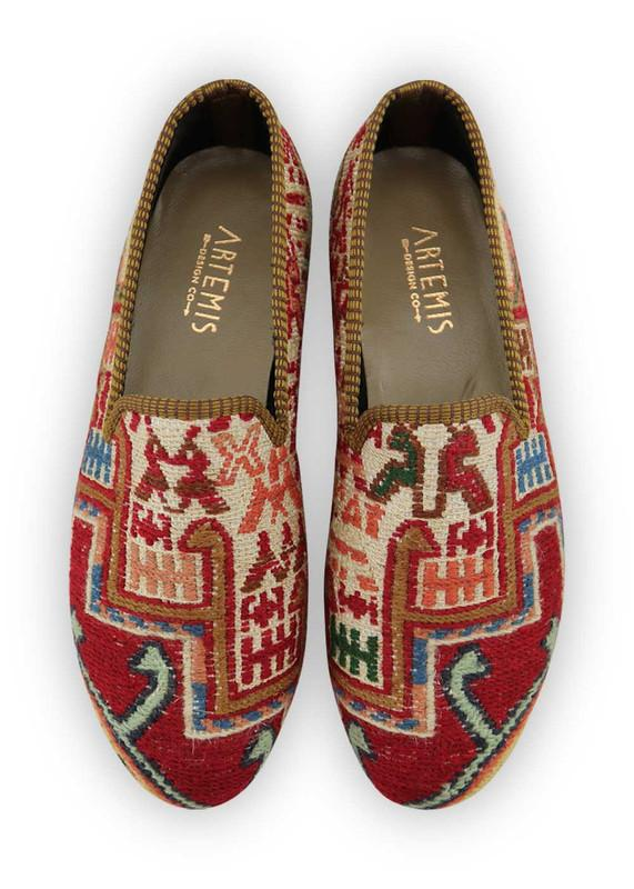 Load image into Gallery viewer, Archived Men's - Men's Sumak Kilim Loafers - Size 43