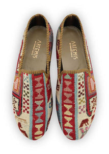 Archived Men's - Men's Sumak Kilim Loafers - Size 44
