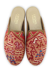 Archived Men's - Men's Sumak Kilim Slippers - Size 42