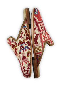 Archived Men's - Men's Sumak Kilim Slippers - Size 45
