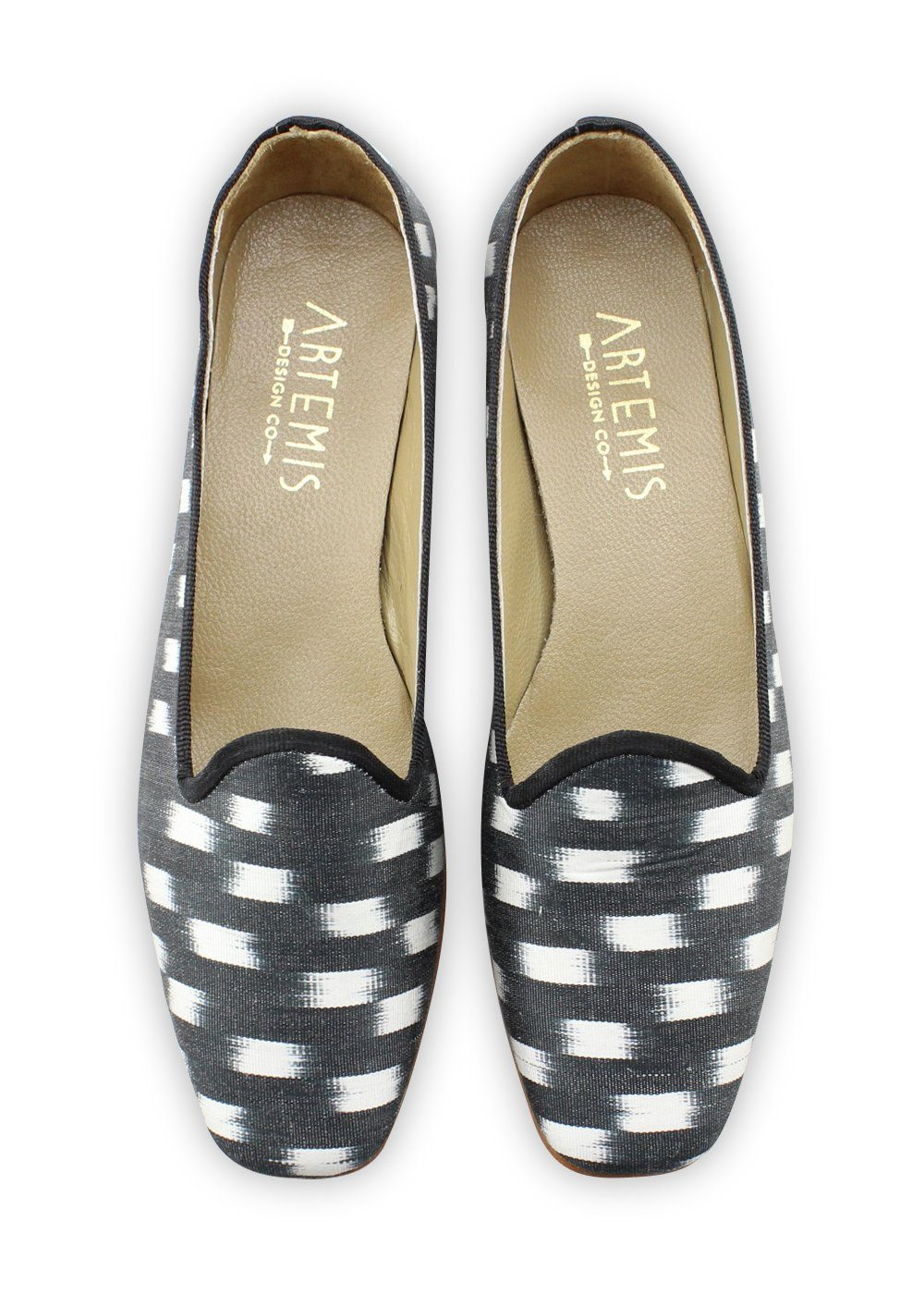 Archived Women's - Sample Women's Silk Loafers, Size 37