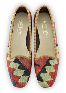 Archived Women's - Size 37 (US 7) Classic Kilim Loafer