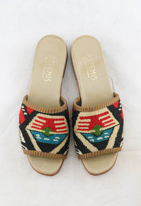 Archived Women's - Size 38 (US 8-8.5) Women's Kilim Sandal
