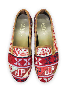 Archived Women's - Size 40 (US 10) Sumak Kilim Smoking Shoes - Sumak