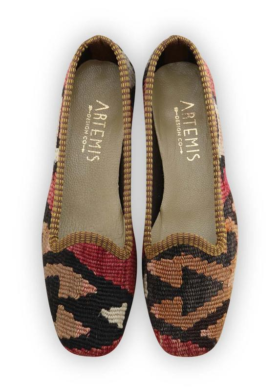 Load image into Gallery viewer, Archived Women's - Women's Kilim Loafers - Size 35