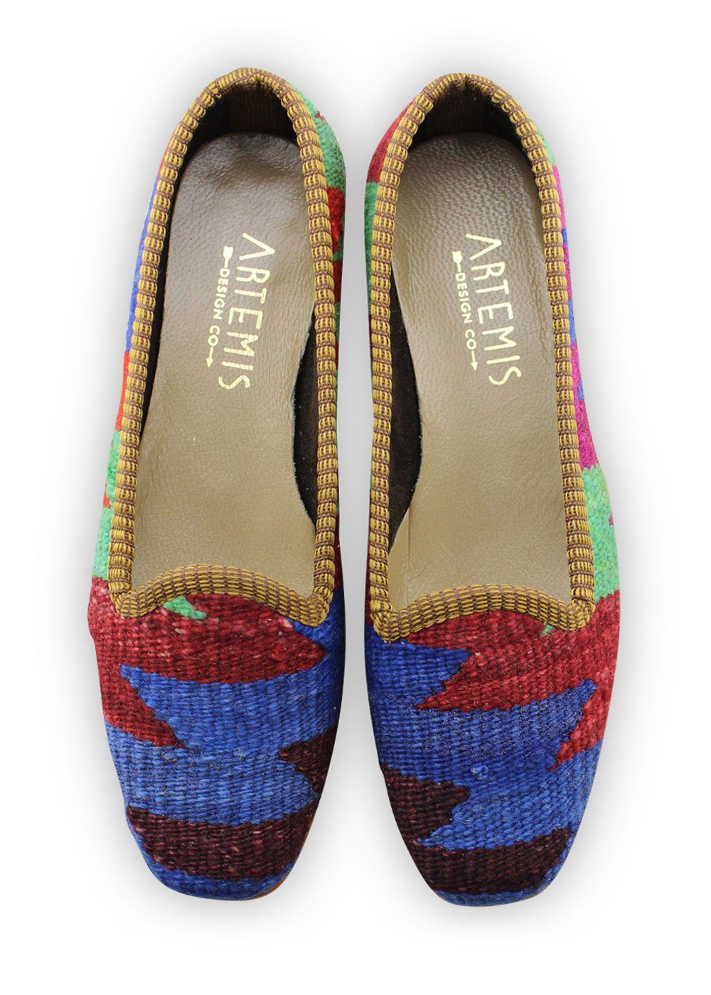 Archived Women's - Women's Kilim Loafers - Size 36