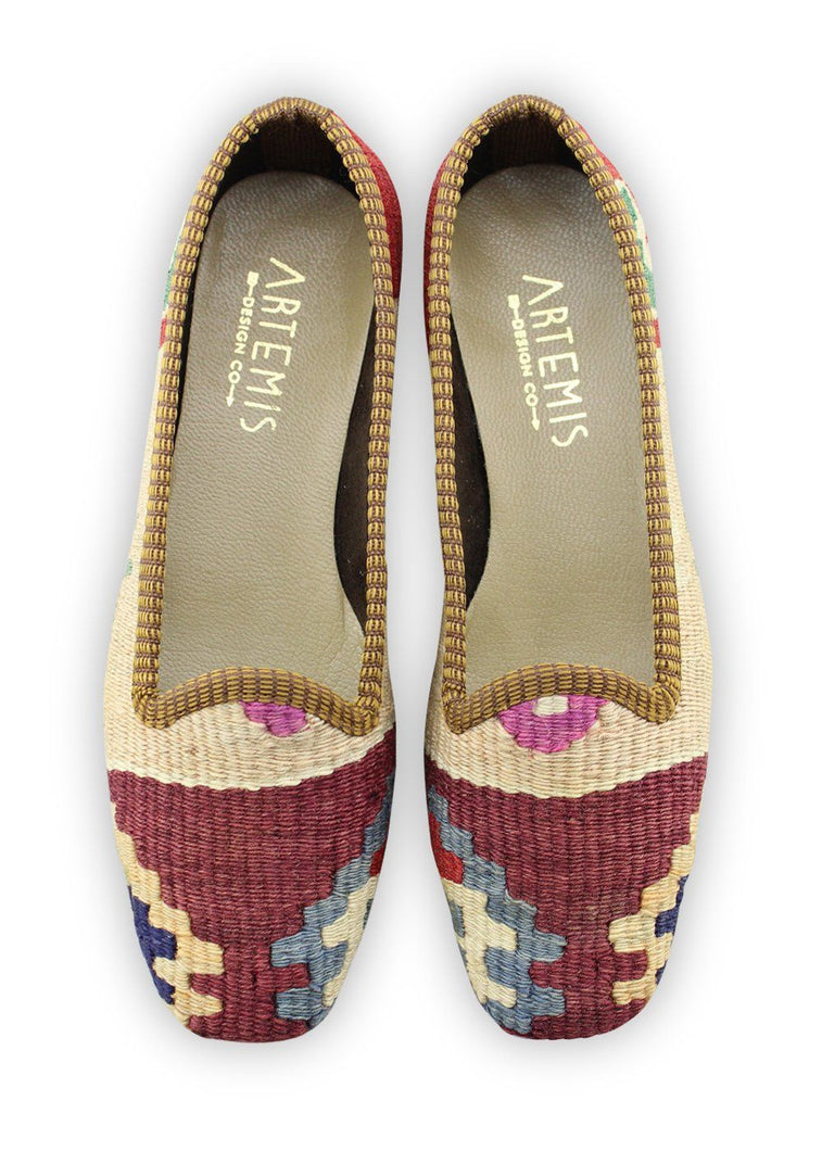 Load image into Gallery viewer, Archived Women's - Women's Kilim Loafers - Size 36