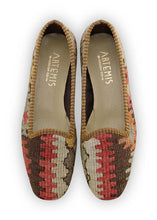 Load image into Gallery viewer, Archived Women's - Women's Kilim Loafers - Size 37