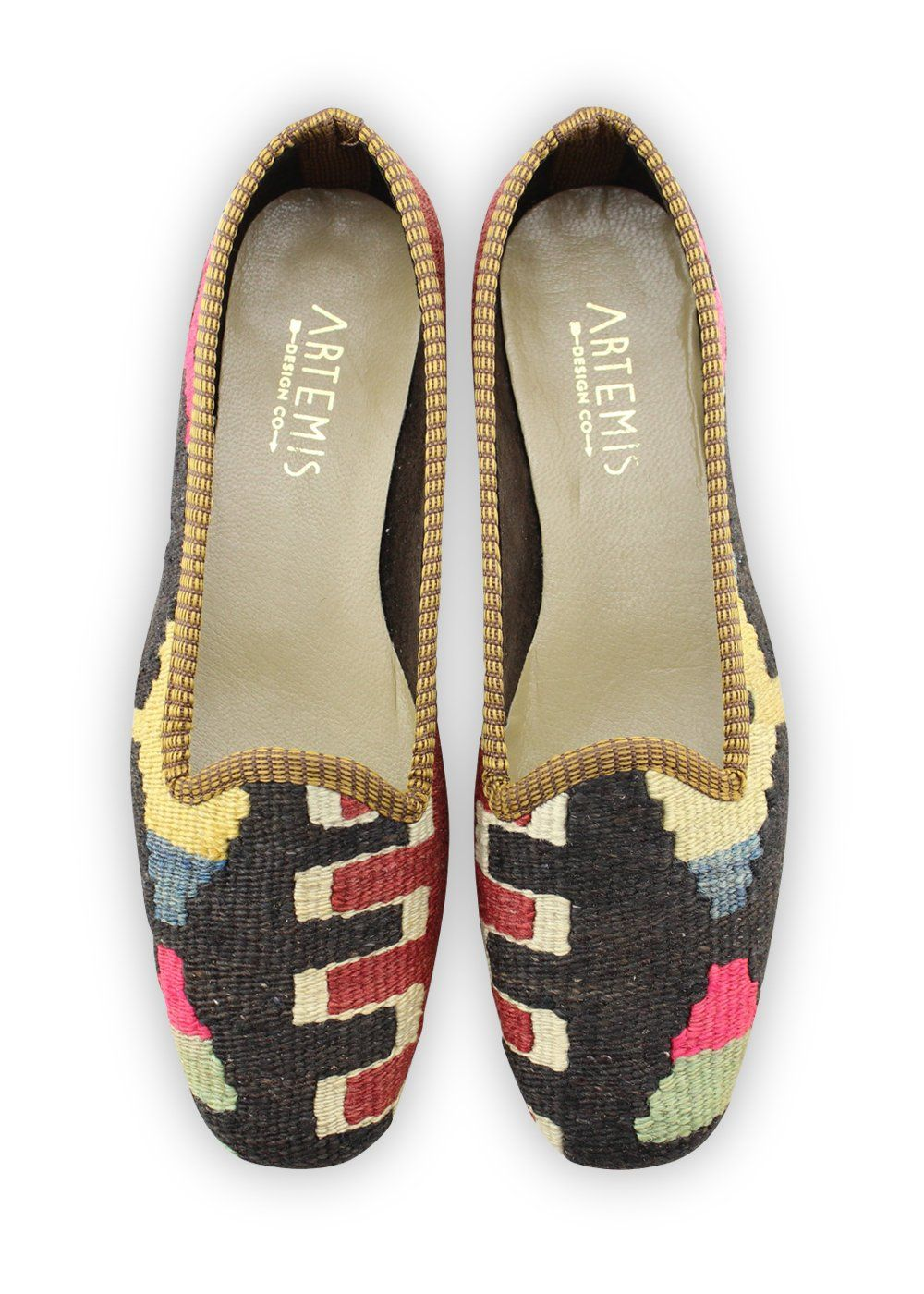 Archived Women's - Women's Kilim Loafers - Size 40