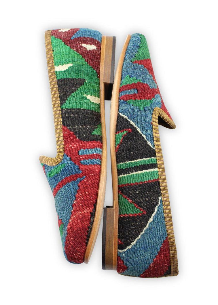 Load image into Gallery viewer, Archived Women's - Women's Kilim Loafers - Size 41