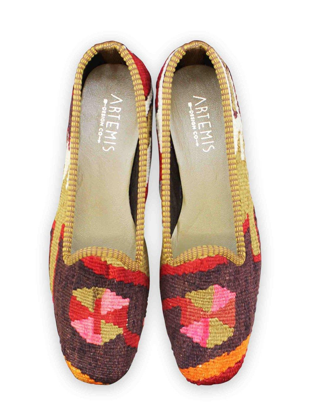 Archived Women's - Women's Kilim Loafers - Size 41 (US 11)