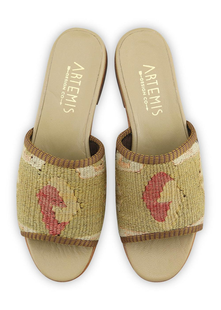 Load image into Gallery viewer, Archived Women's - Women's Kilim Sandals - Size 37