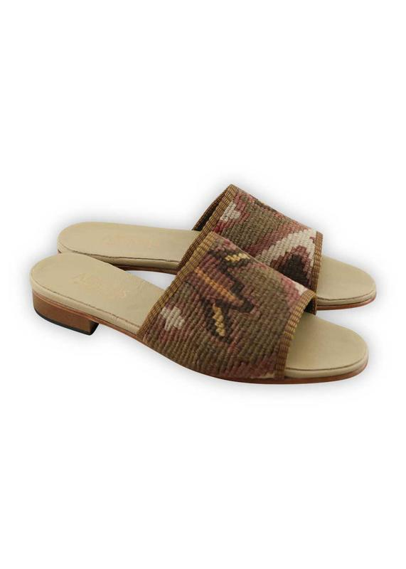 Load image into Gallery viewer, Archived Women's - Women's Kilim Sandals - Size 41