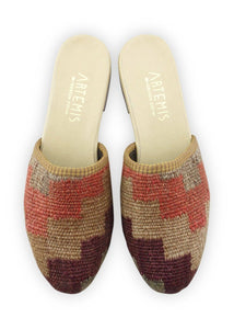 Archived Women's - Women's Kilim Slides - Size 39