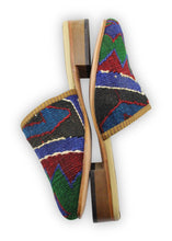 Load image into Gallery viewer, Archived Women's - Women's Kilim Slides - Size 39